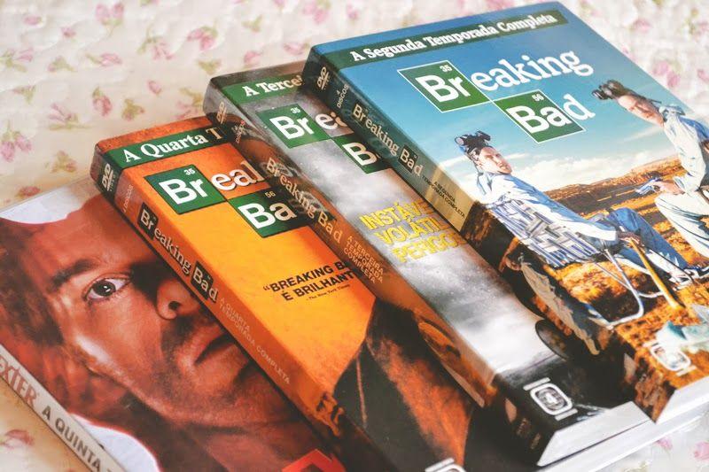 Dexter and BrBa (Breaking Bad)