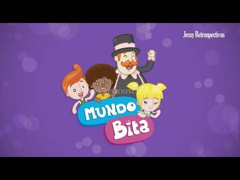 Save The Date Animado Mundo Bita Com Imagens Bita Aniversario