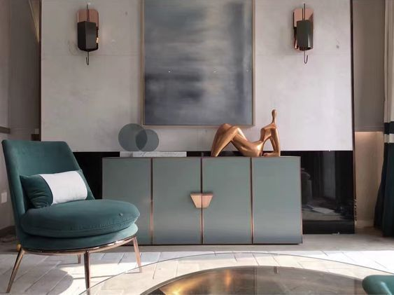 The best of luxury sideboard design in a selection curated by Boca