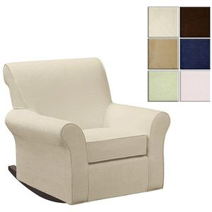Dorel - Rocking Chair (Slipcover Sold Separately)  Chair slipcovers ...