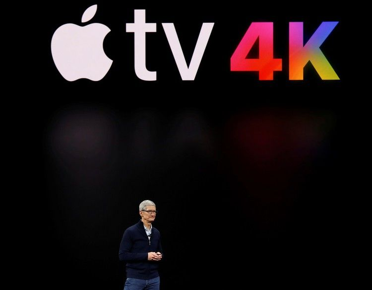 Appletv makes executive change after only 10 days and