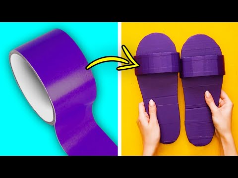 Photo of 35 COOL HACKS WITH SCOTCH TAPE
