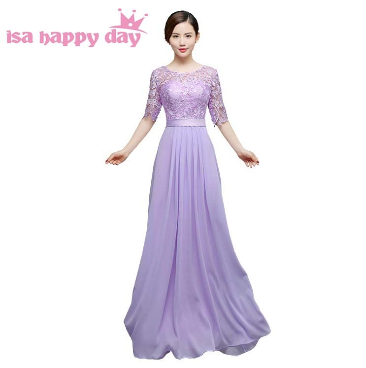 lilac bridesmaids dress gown long red bridesmaid women party dresses ...