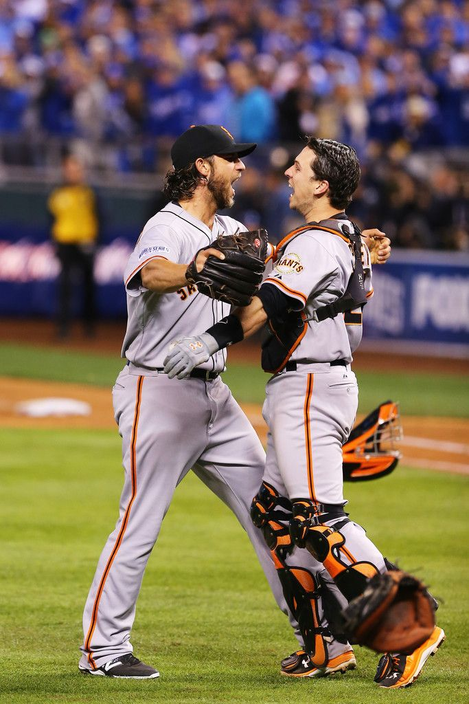 Photo of Madison Bumgarner Photos Photos: World Series Game 7: SF Giants vs. Kansas City Royals