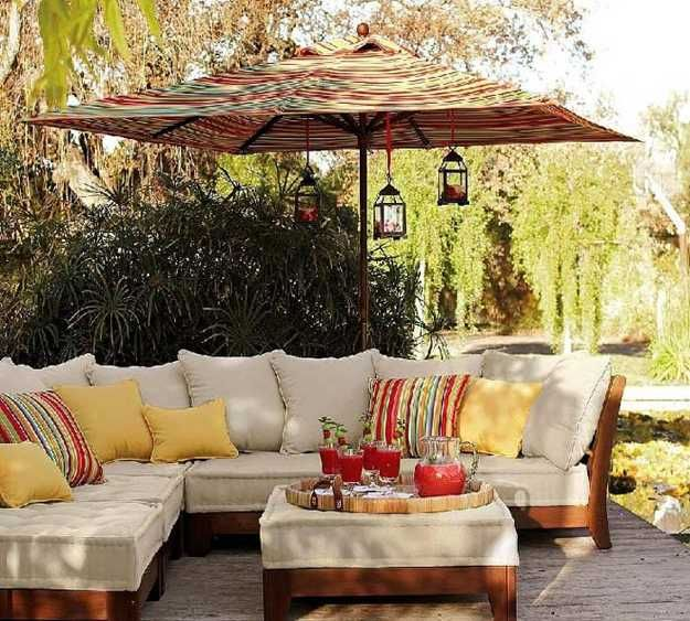 Beautiful Outdoor Spaces 22 porch, gazebo and backyard patio ideas creating beautiful