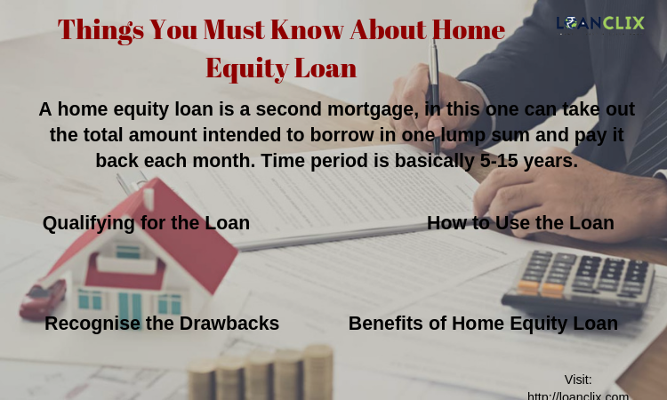Things You Must Know About Home Equity Loan In 2020 Home Equity