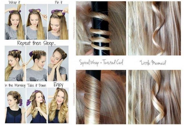 1001 Ideen Fur Locken Mit Lockenstab Frisuren Zu Besonderen