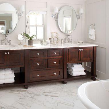 Design Ideas Pictures Remodel And Decor Traditional Bathroom Traditional Bathroom Vanity Traditional Bathroom Designs