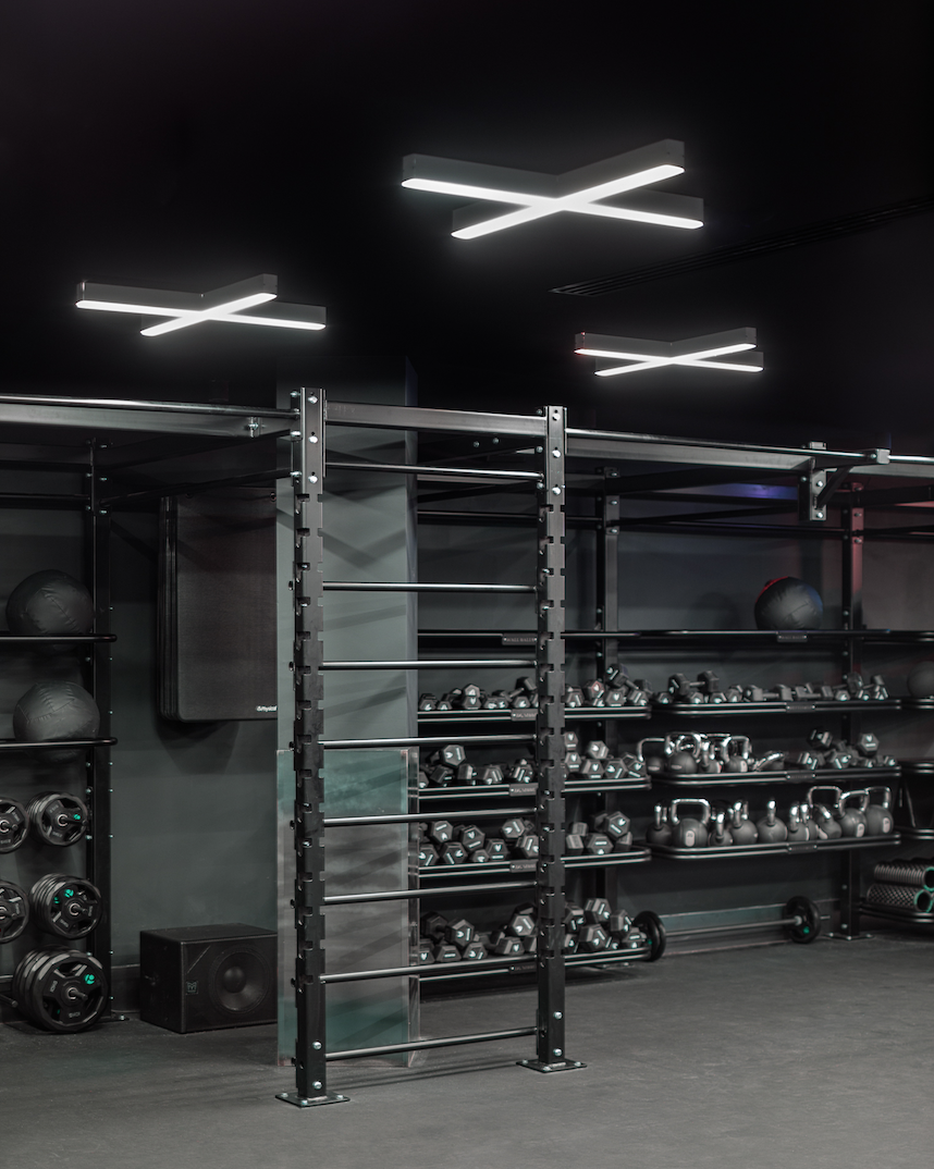 Third Space City Picture Gallery In 2020 Space City Gym Design Interior Personal Training Studio Design