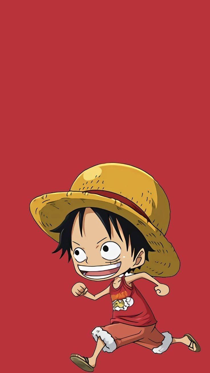 Luffy Onepiece Di 2020 Animasi Karakter Animasi Kartun