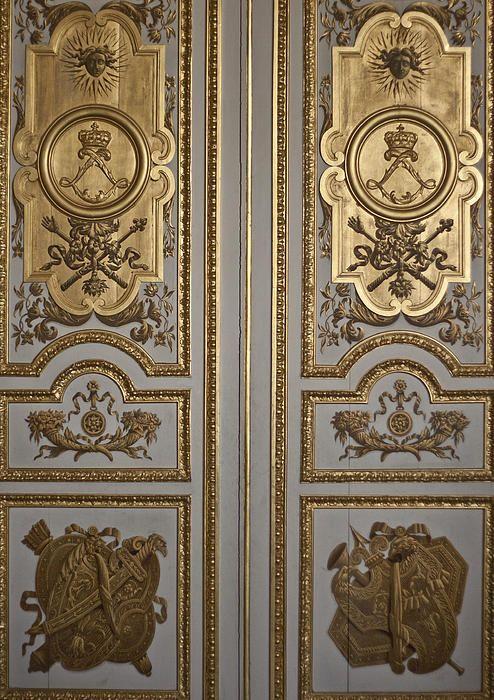 Versailles Door Design Doors Versailles Palace Of
