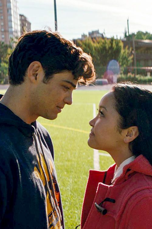 "Netflix movie ""To All the Boys I've Loved Before"": Please fall in love!"