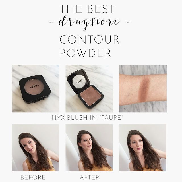 Drugstore Beauty The Best Drugstore Contour Powder Beauty Products Drugstore Drug Store Contour Easy Contouring