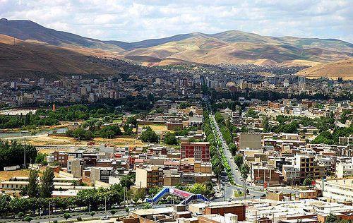 Güney Azərbaycan, Soyuqbulaq Şəhəri - آزربایجان جنوبی، شهر سویوق بولاق