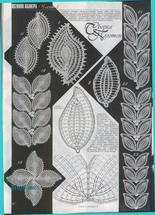 duplet   duplet 104 - marlene duplet 1 - Picasa Web Albums   Irish Crochet Lace