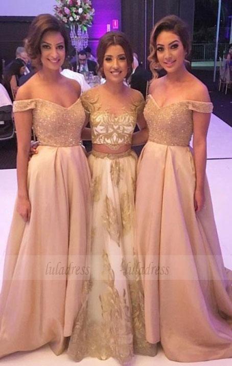 9ffc8c9c2e5 off the shoulder bridesmaid dresses