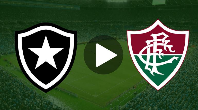 Assista Agora Fluminense X Botafogo Ao Vivo Online Em Hd Taca Rio Fluminense Botafogo Taca Rio