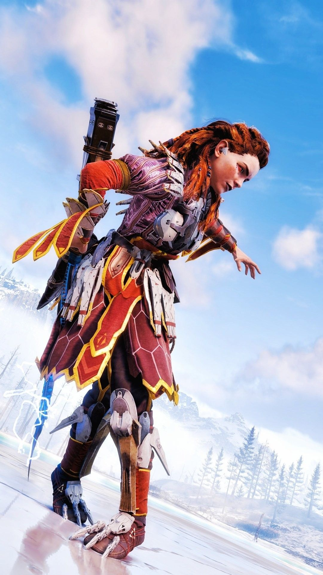 HZD Aloy in 2020