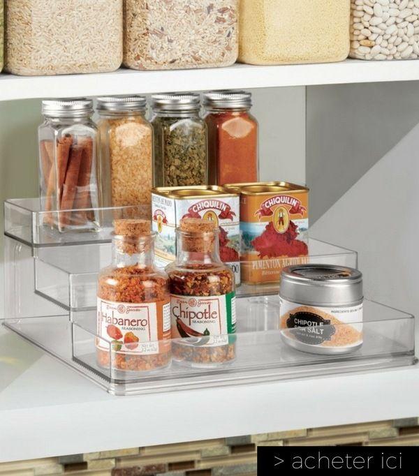 23 objets gain de place pour optimiser l 39 espace d 39 une petite cuisine petite cuisine. Black Bedroom Furniture Sets. Home Design Ideas