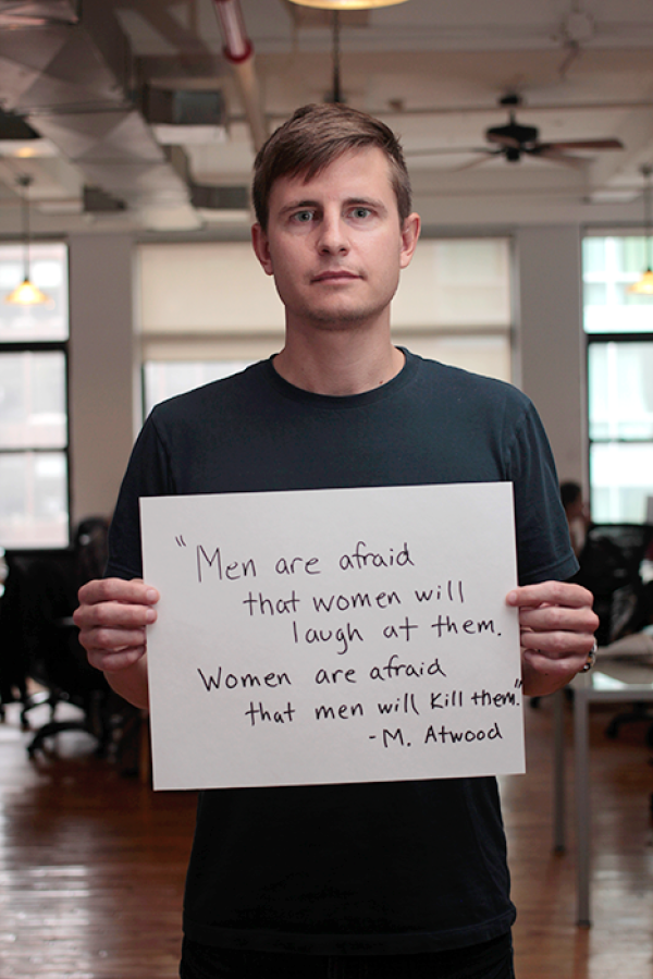 35 Men Show Us What Real Men's Activists Look Like