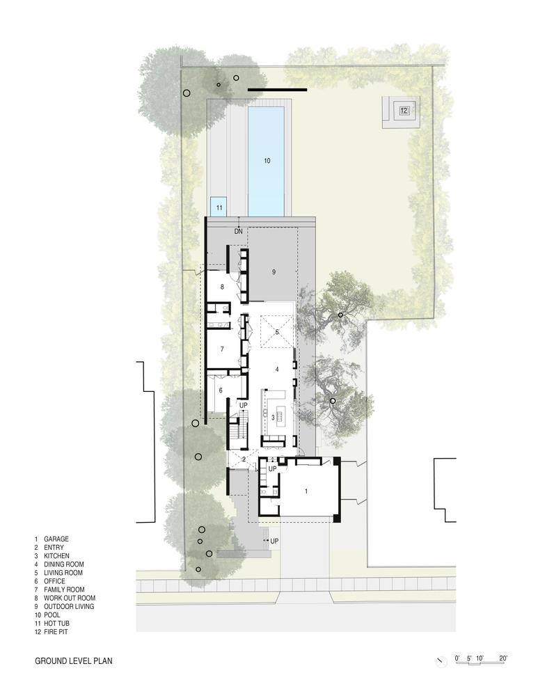Gallery Of Tree House Aidlin Darling Design 15 Tree House Designs House And Home Magazine Tree House