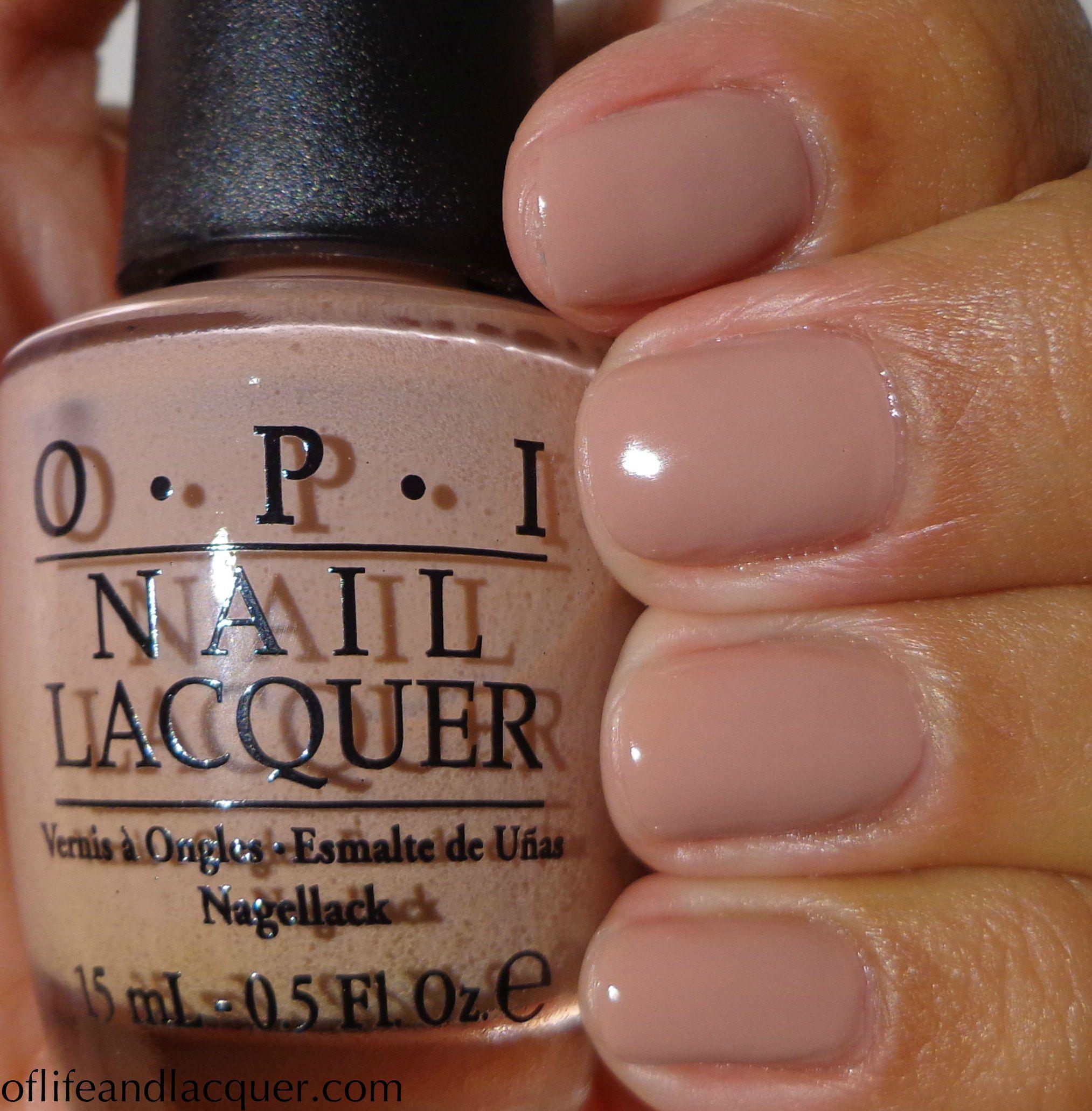 Tickle My France-Y (NL F16)   OPI   Nail polish, Nail