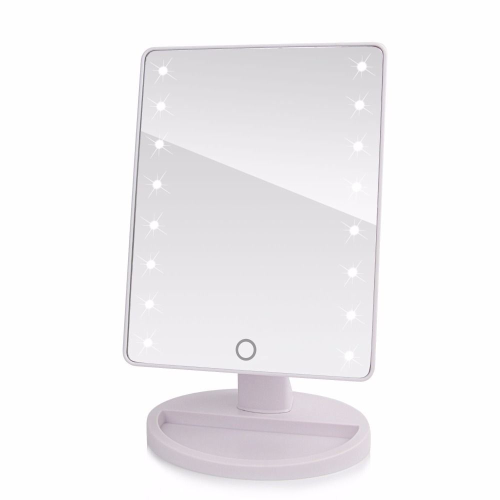 360 Degr 233 S De Rotation 201 Cran Tactile Make Up Miroir