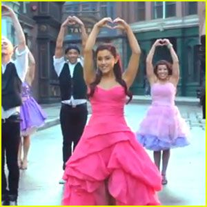 Love Her Dress And Hairstyles From Put Your Hearts Up Music Video