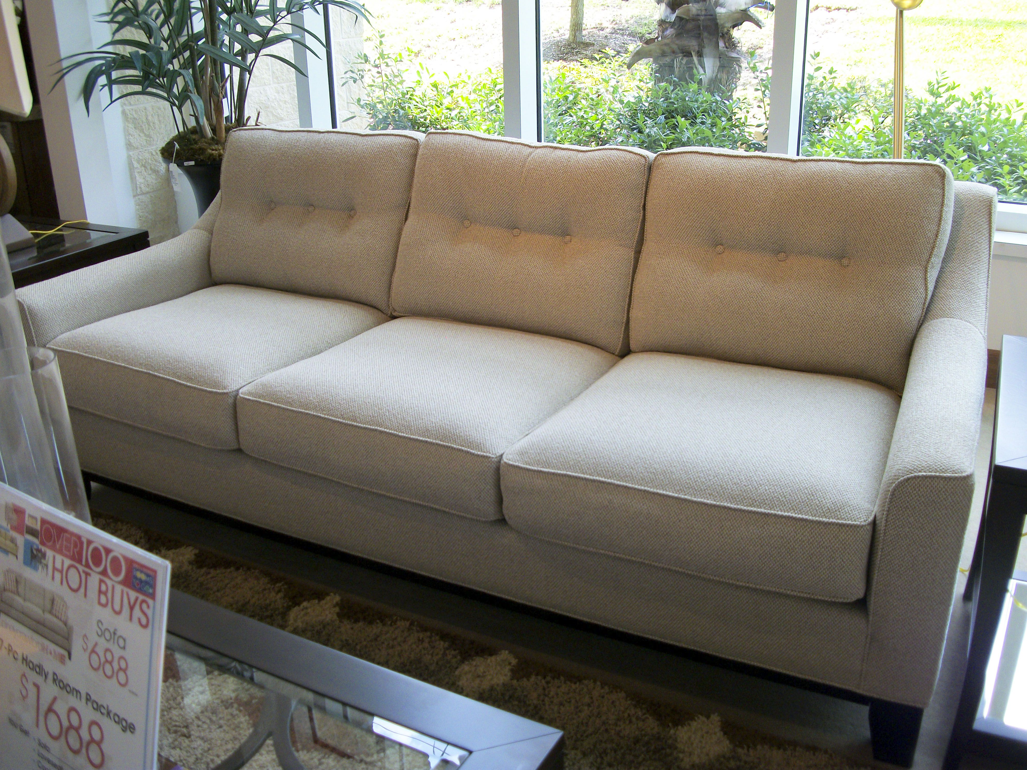 Burlap Sofa Chair Leather Reviews Australia Cool Couch Unique 74 With Additional