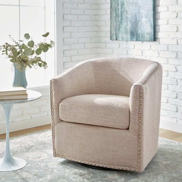 Living Room Chairs | Swivel club chairs, Accent chairs for ...