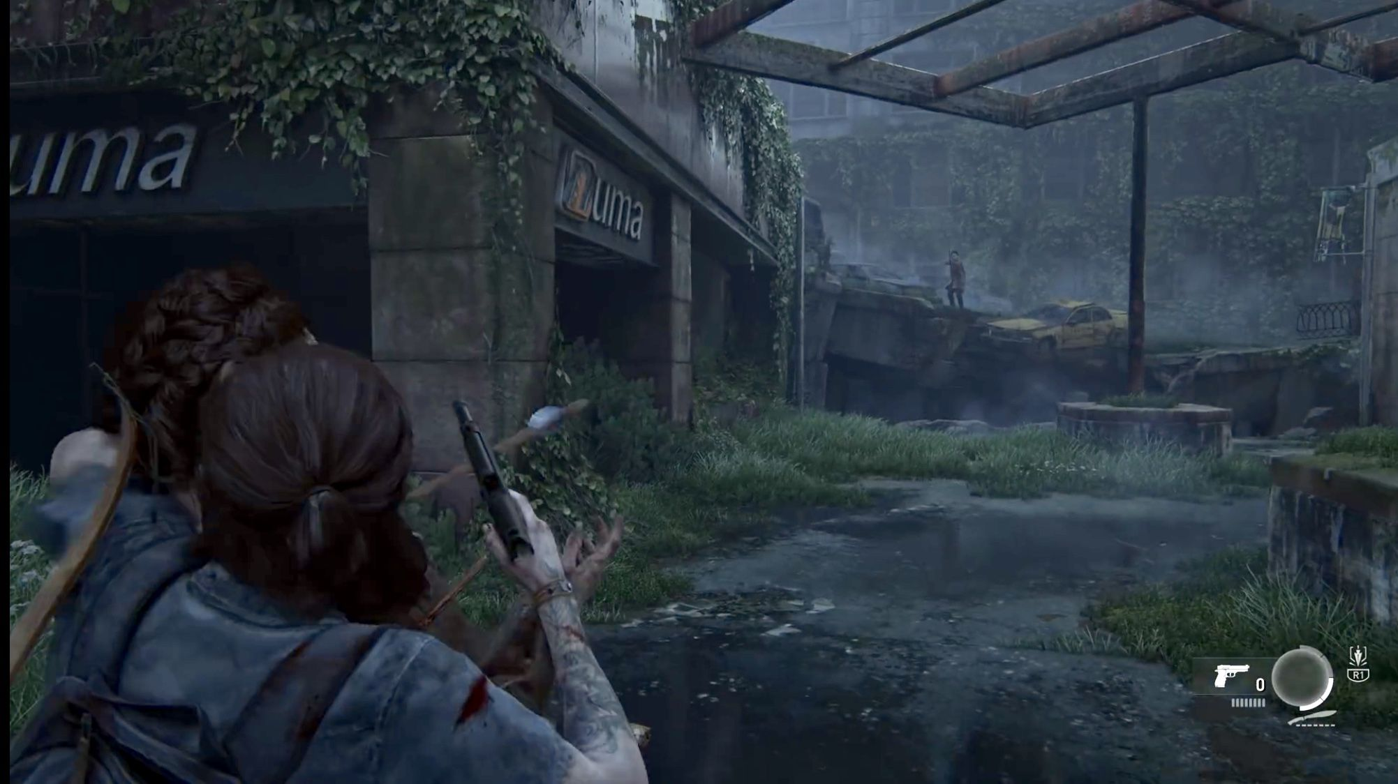 The Last of Us Part 2 gameplay demo from E3