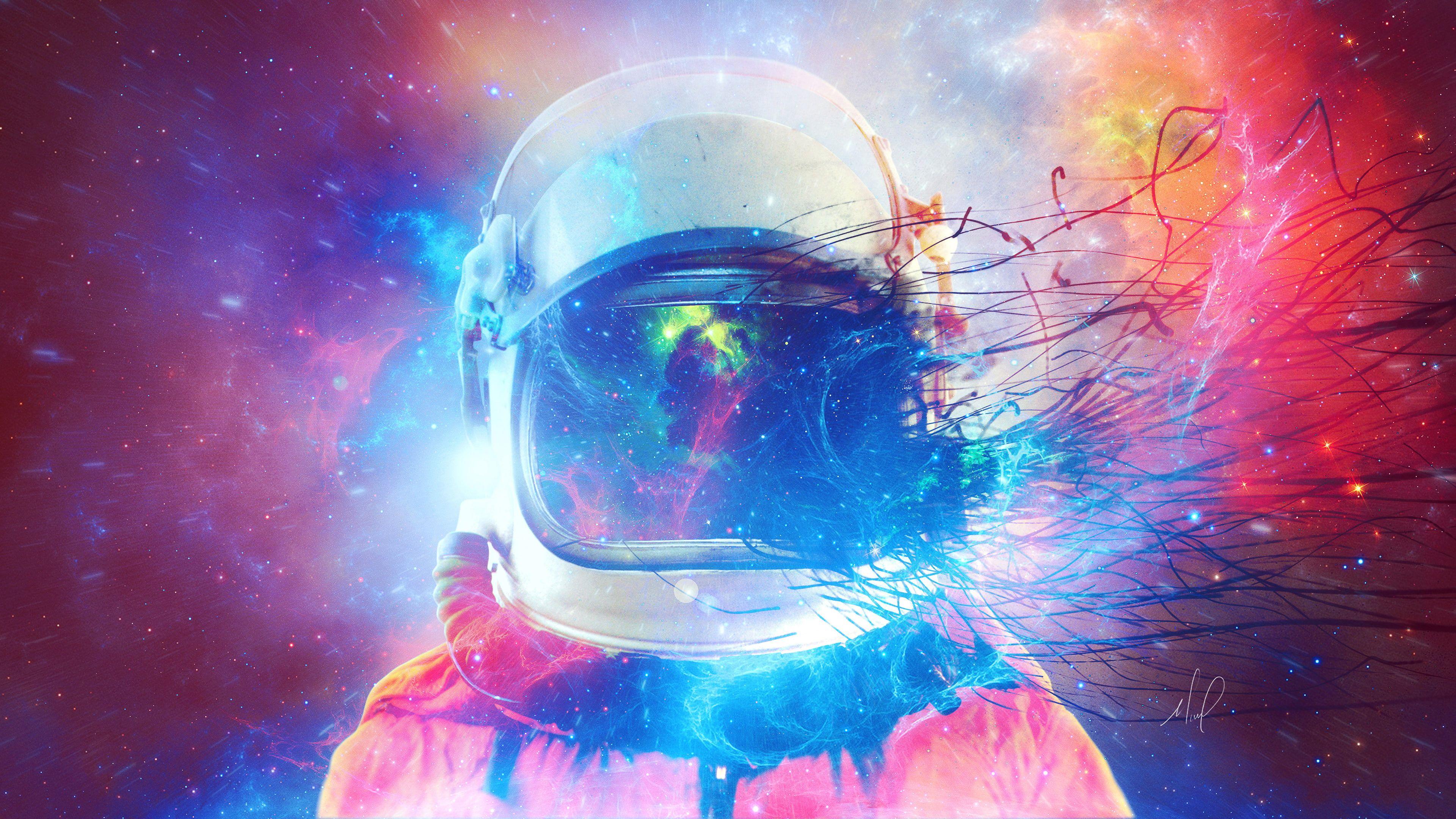 Astronaut Dream 4k Dream Astronaut 4k Wallpaper Hdwallpaper Desktop In 2020 Cartoon Wallpaper Hd Anime Wallpaper Cartoon Wallpaper