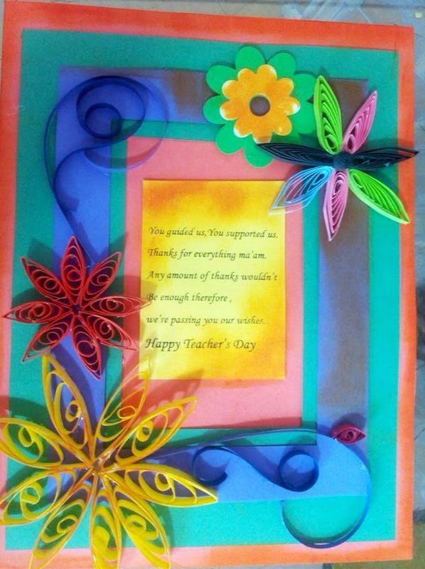 Art Craft Ideas And Bulletin Boards For Elementary Schools Quilled