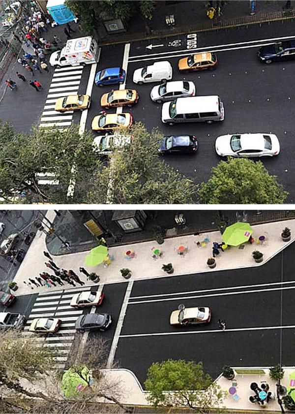 Av. 20 de Noviembre, Mexico City transformed into a people-friendly gateway to Zócalo. Click image to tweet and visit the slowottawa.ca boards >> https://www.pinterest.com/slowottawa/boards/