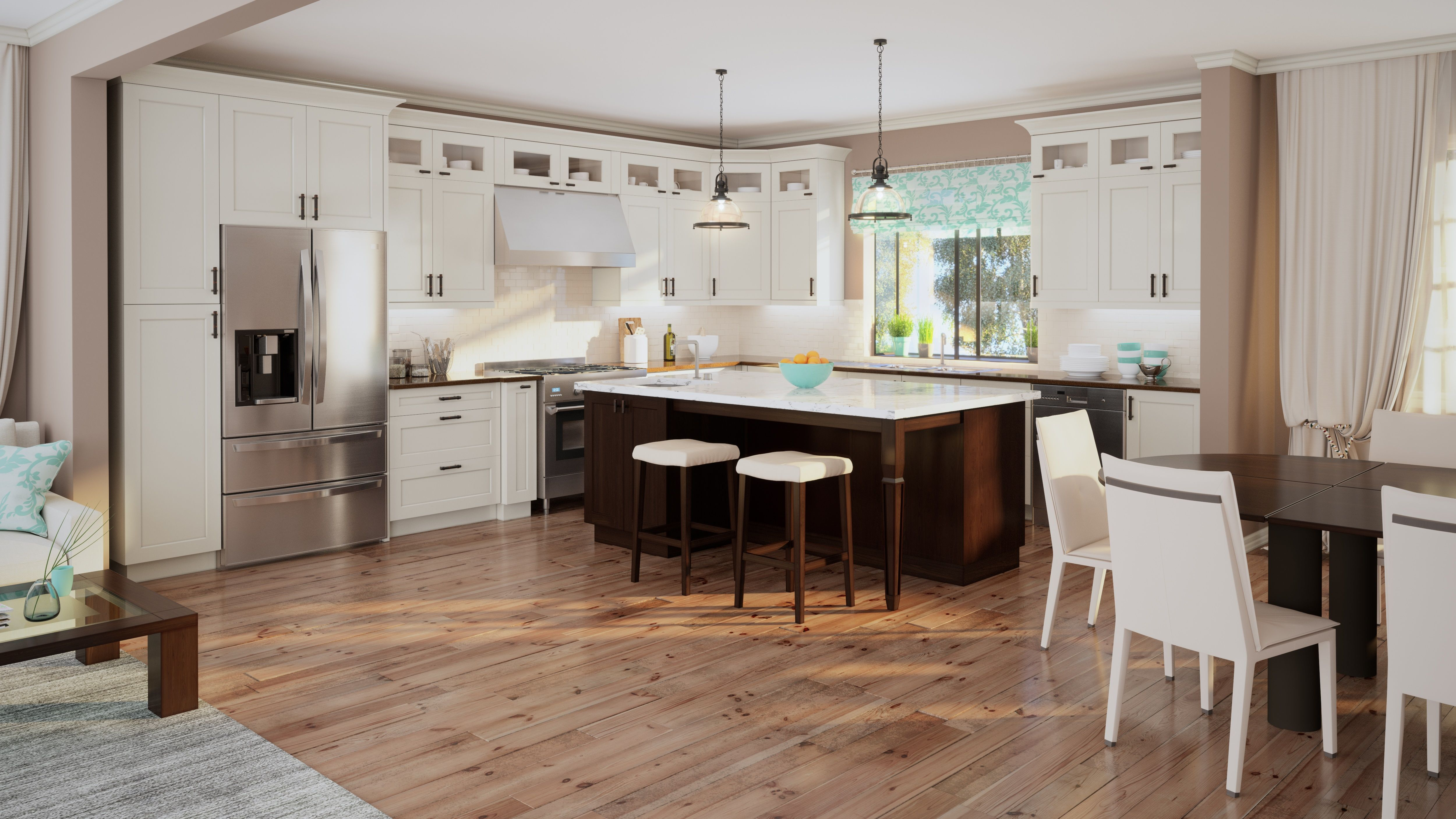 Successful Landing Page | Shaker style kitchen cabinets ...