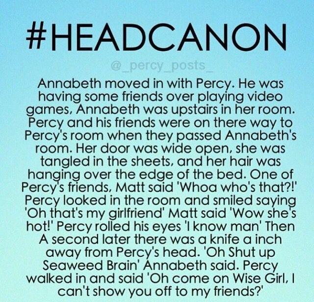 Percabeth Percy Jackson t