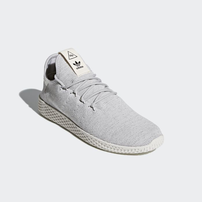 Pharrell Williams Tennis Hu Shoes Grey 9.5 Mens | Products