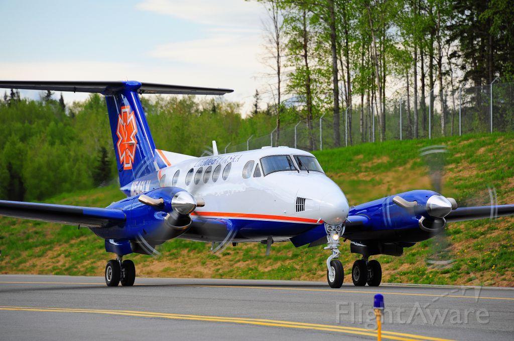 Beechcraft Super King Air 200 (N546LM) Aviation