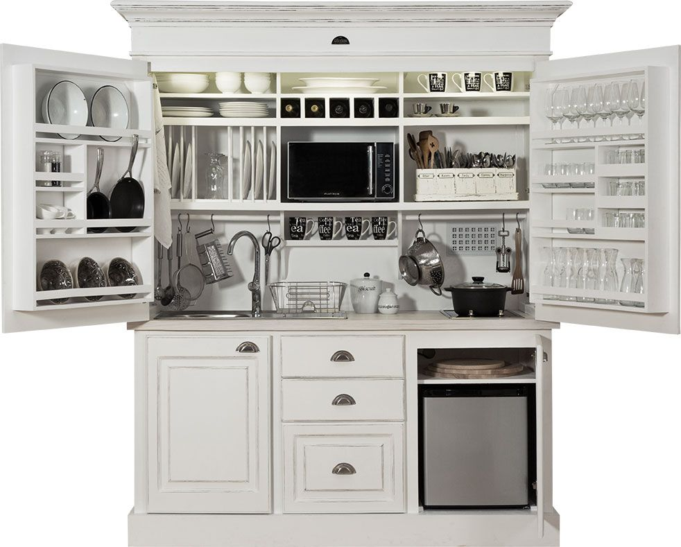 French Flair Kitchen In A Cupboard For Additional Information Pricing Email Info