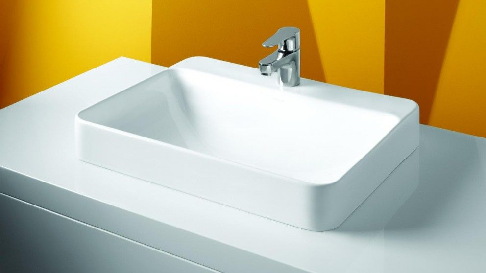 Kohler Forefront Rectangular Vessel Basin - Bathroom Basins ...