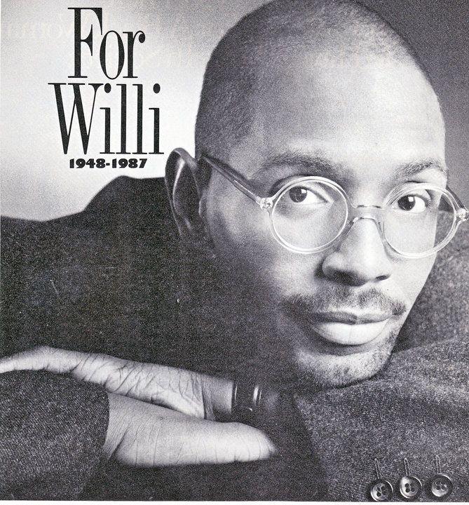 Willi Smith Black Fashion Designers Willi Smith African American Designer