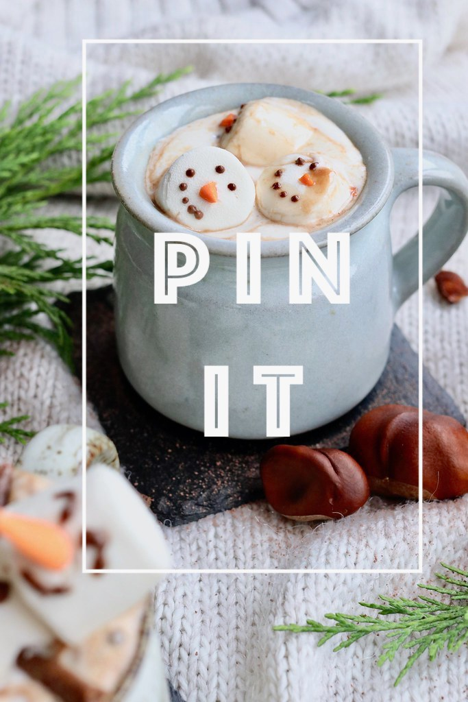 THE BEST HOT CHOCOLATE YOU WILL TASTE THIS CHRISTMAS
