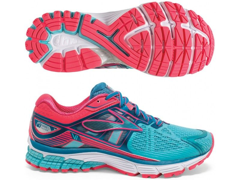 best sneakers e3dc3 f2687 Brooks Ravenna 6 Ladies Running Shoes my 6 new kicks ...