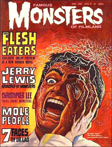 Famous Monsters of Filmland - issue #29 - 1964
