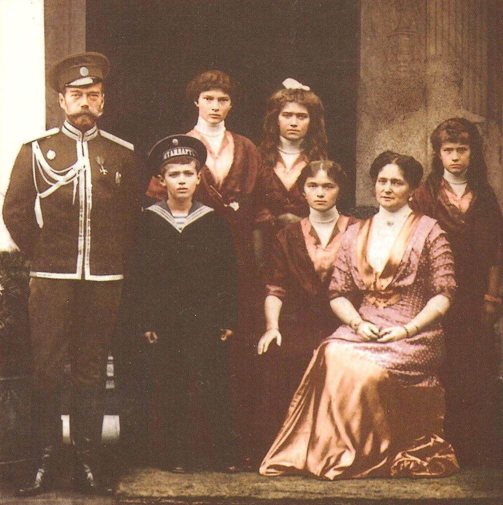 rare pictures of the romanovs - Google Search