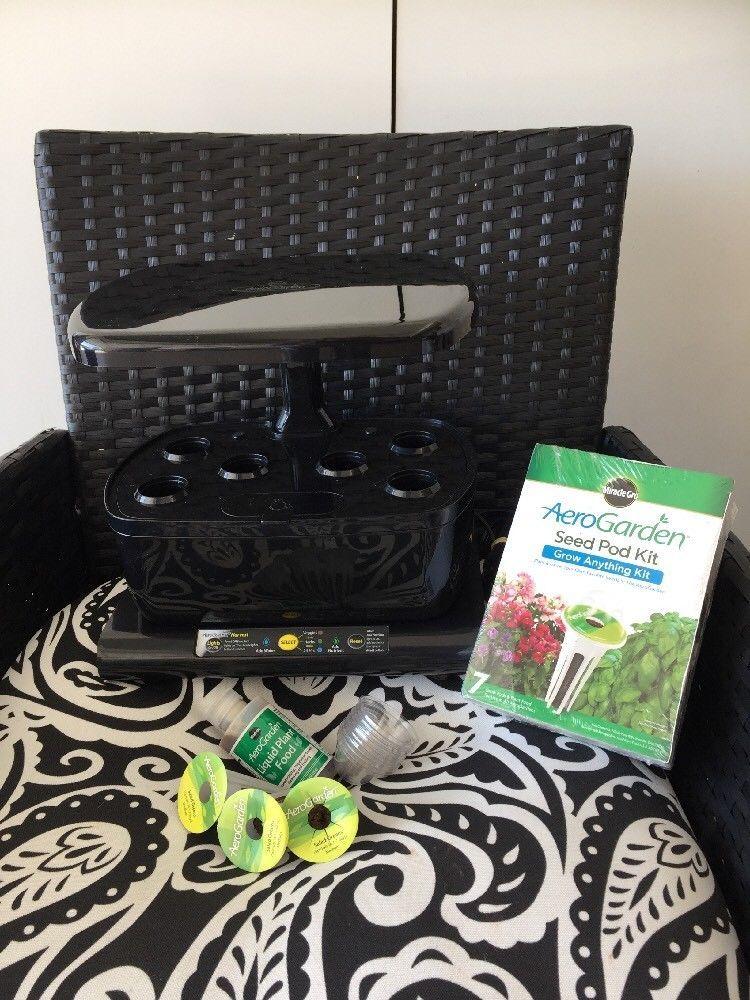 Aerogarden 7 Led Indoor Garden Free Bonus Seed Pod Kit 400 x 300
