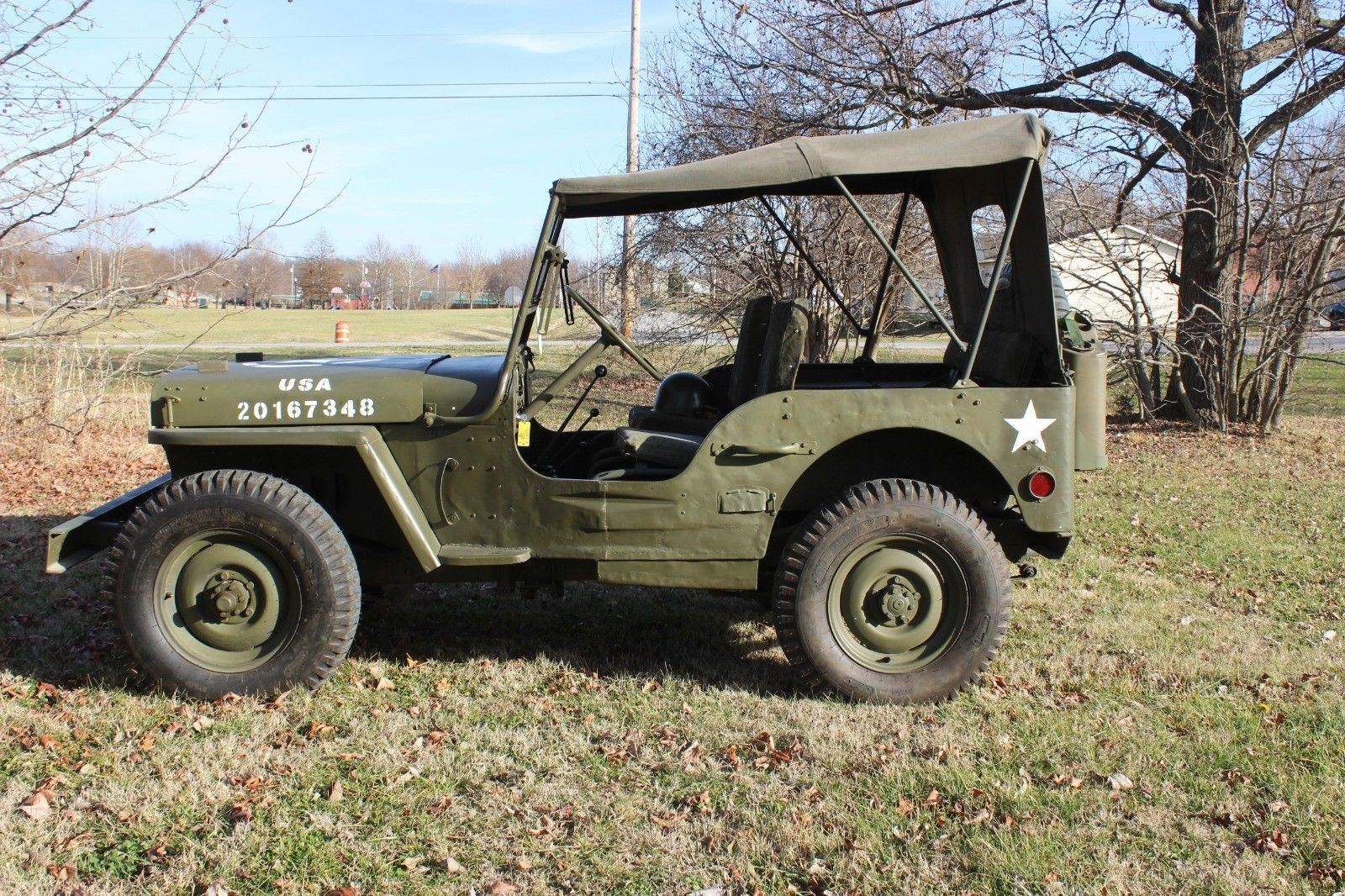 1942 Ford GPW Willys Military Jeep | Americana for sale | Pinterest