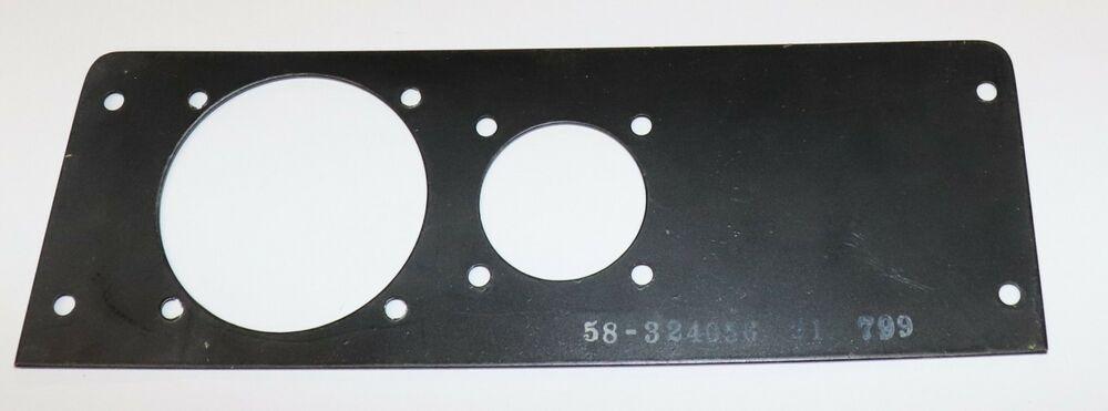 eBay #Sponsored New Old Stock Beech Baron Sub Instrument Panel PN 58