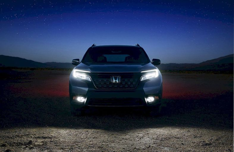 2019 Honda Passport Your Passport to Adventure Honda