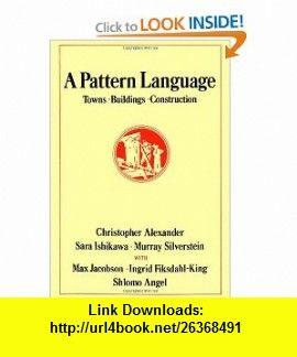Language a buildings pdf towns pattern construction